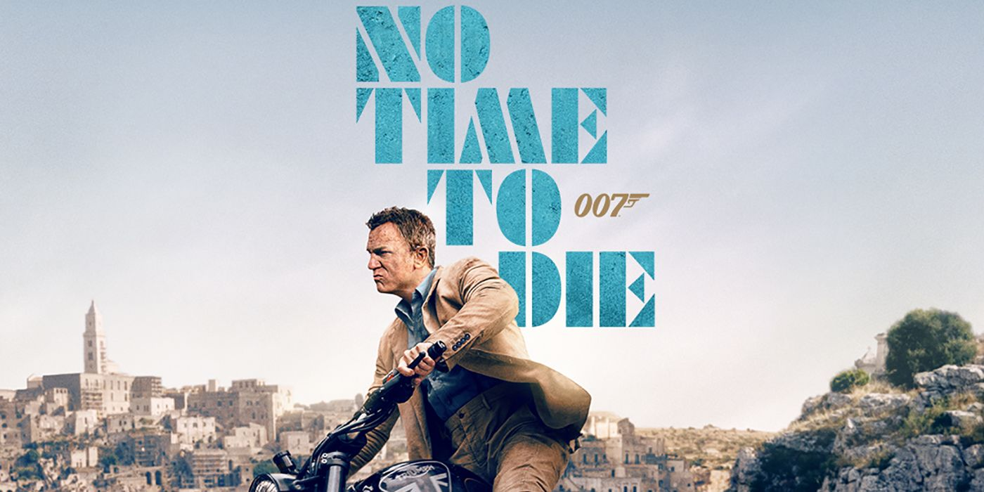 Sin Tiempo Para Morir, la despedida del mejor James Bond