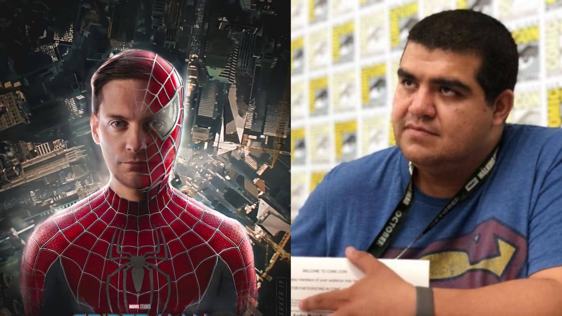 La voz de Spider-Man que no volverá