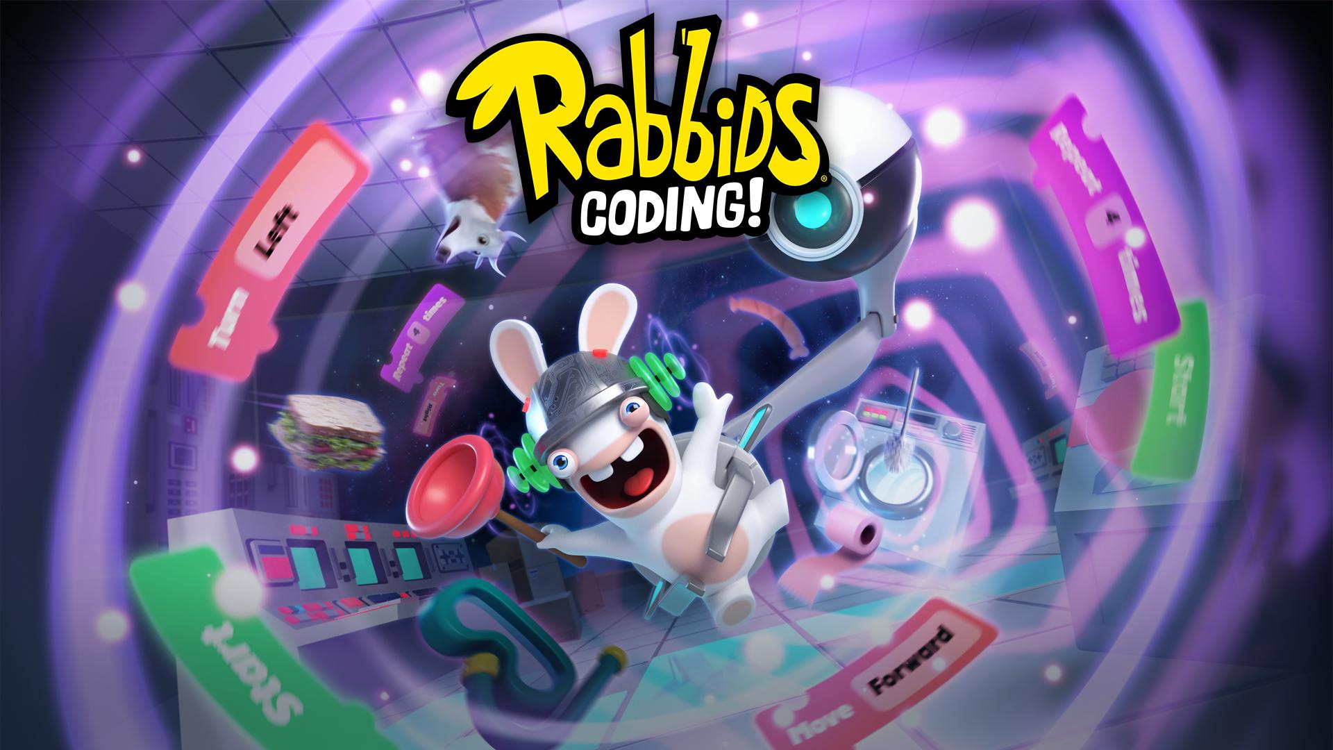 Ubisoft Añade Nuevos Niveles e Idiomas para Rabbids Coding