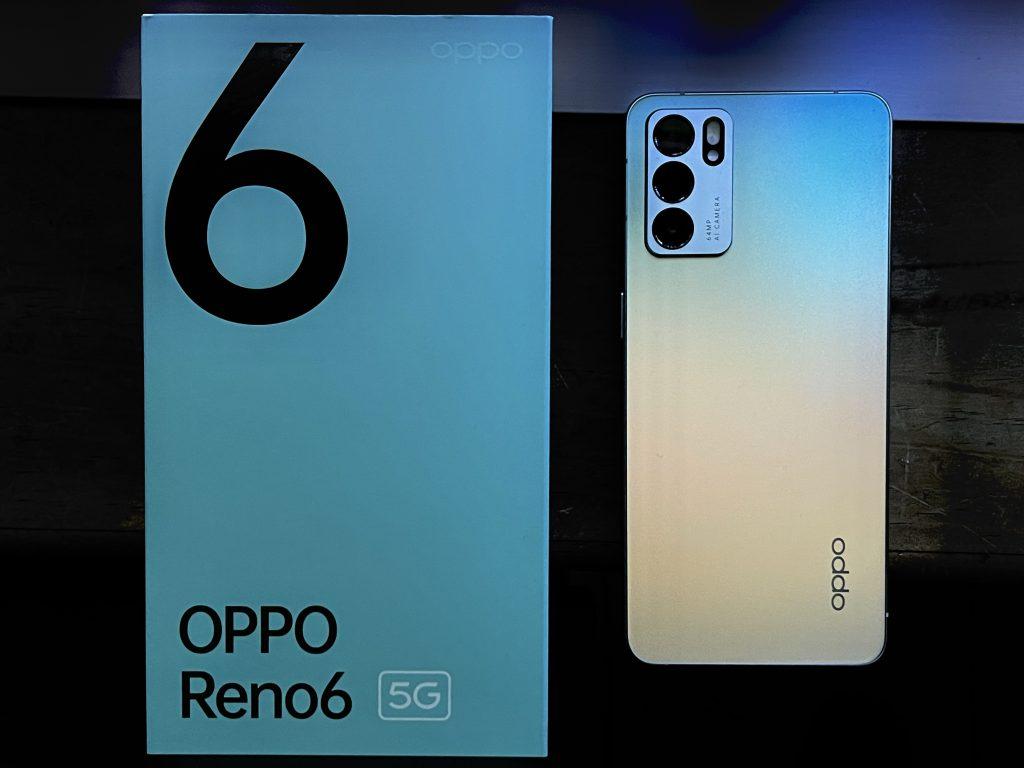 Reseña | OPPO Reno6 5G