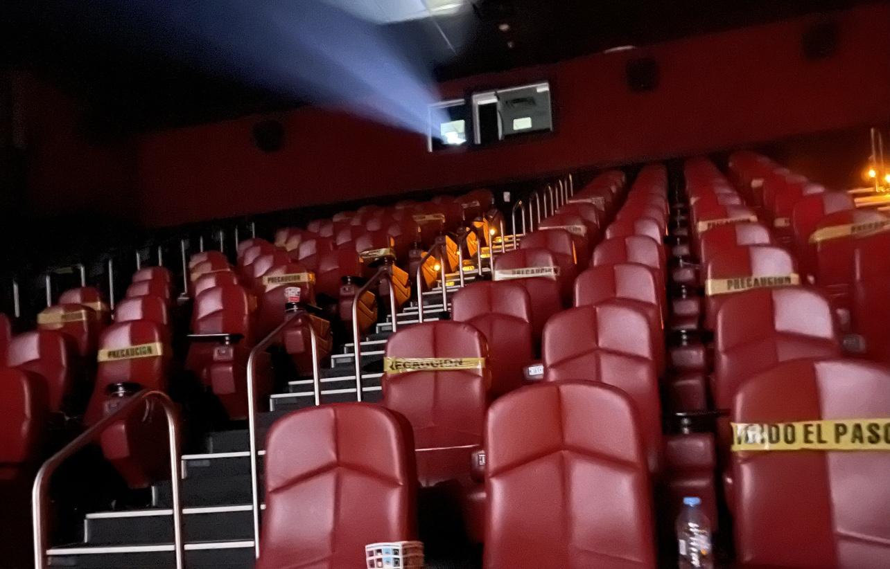 El público mexicano regresó a los cines el pasado fin de semana