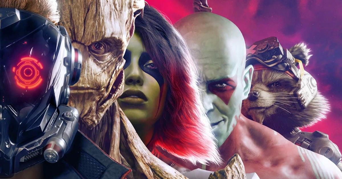 Trailer de lanzamiento de Marvel's Guardians of the Galaxy