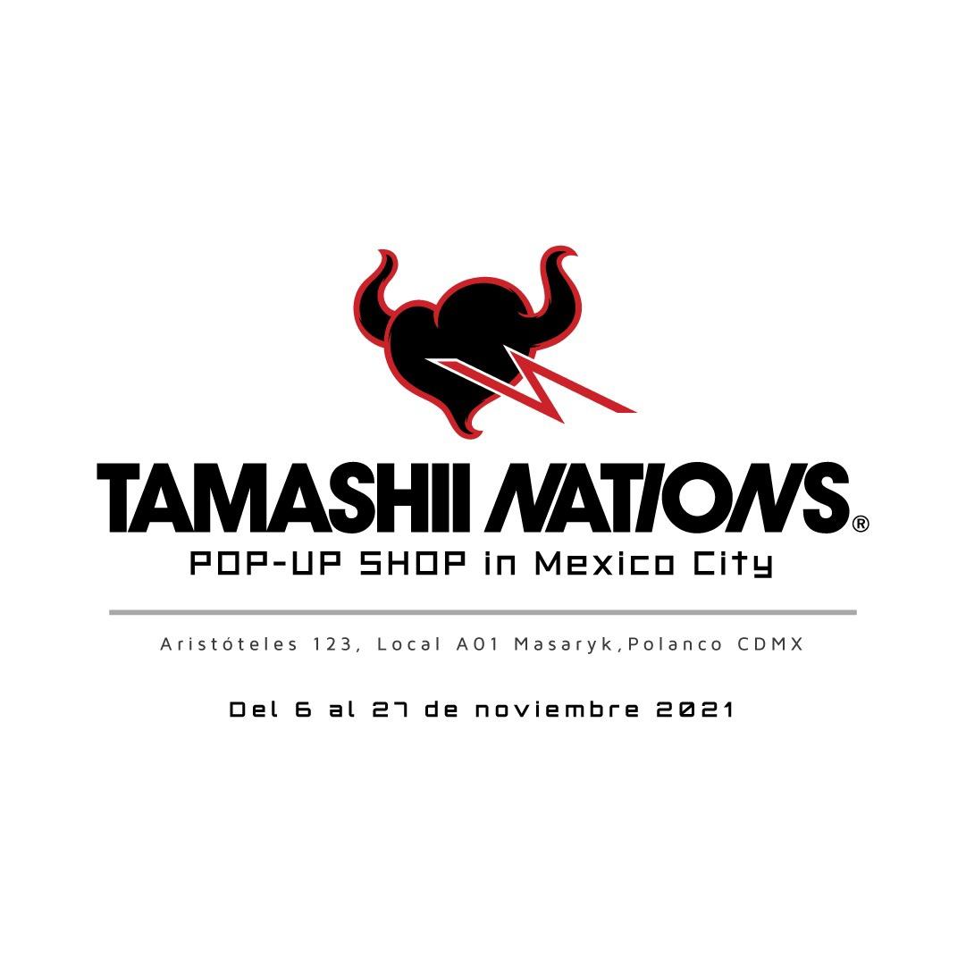 Tamashii Nations Pop-up Shop llega a la CDMX